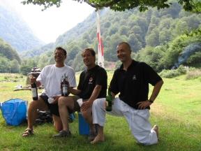 Stage de Saint Girons 2006