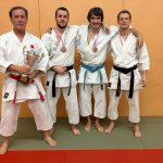 Les médaillés de l'AMTM à la Coupe de France !!