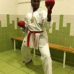 Alvine, notre Championne en combat